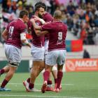 Georgia will join the Autumn Nations Cup competition in place of Japan. Photo: Getty Images