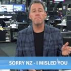 Mike Hosking in 2018 - hitting back at the broadcasting watchdog. Photo: screenshot via RNZ