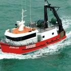 The 90-tonne, 16m fishing vessel Jubilee sank after sending a distress signal in the early hours...