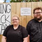 Annalise Orchard and Alistair Nicholson are devastated after thieves made off with their beloved...