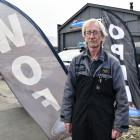NRG Auto Service Centre owner Marty Garrick, of Invercargill, says his business is ''starting to...