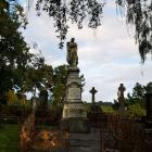 The man was spotted masturbating at Dunedin's historic Northern Cemetery. Photo: Files