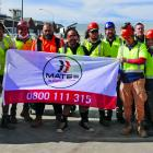 Mates flags were raised on the site of the former Cadbury distribution warehouse last week, with...