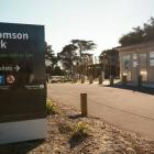The two boys, aged 12 and 13, were punched repeatedly at Thomson Park in New Brighton. Photo:...