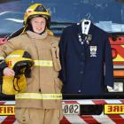 Volunteer firefighter Emily Darling (18), of Ettrick, loves the mental and physical challenge of...