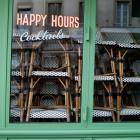 Bars and pubs in Paris are among the first to shut or face earlier closing in the new lockdowns....