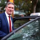 "Sir Keir Starmer says the government's plan ""simply isn't working"". Photo: Reuters"