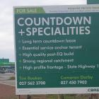 Brackenfields shopping centre in Amberley, which has Countdown as an anchor tenant, is on the...