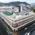 The Allied Press building in Dunedin is next to where demolition will take place to make way for...