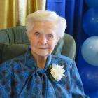 Freda Green celebrated her 100th birthday on Tuesday. Photo: Supplied