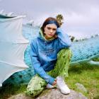 Benee describes her debut album as eclectic. Photo / Supplied