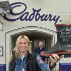 Former Cadbury employees Megan Fairley and David Bettis are looking forward to hosting one last...