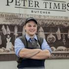 St Albans butcher Blair Wright won the ANZCO Foods Butcher Apprentice of the Year competition....
