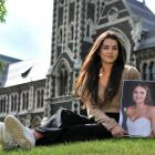 Megan Prentice says she is glad there will soon be a space at the University of Otago where...