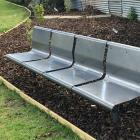 A memorial bench to mark the life of Matt Murphy has been taken from The Terrace School in...