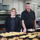 Sharon and John Greaney are looking forward to celebrating 70years of the family business, Peter...