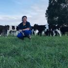 Kelly Bavin, of Tussock Creek, is the new Dairy Women's Network regional leader for southern...