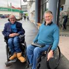 Highlighting the need for wider discussion of disability issues this election season are Disabled...