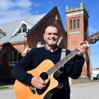 Hawthorn folk band and Mosgiel Brass Band member Grant Shackell is set to perform at a spring...