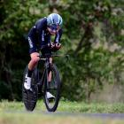 Wanaka cyclist Mikayla Harvey competes in the individual time trial during the UCI Road World...