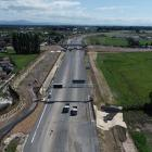 The Christchurch Northern Corridor. Photo: Newsline