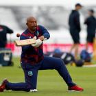 West Indies coach Phil Simmons. Photo: Reuters