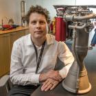 Rocket Lab chief exeuctive Peter Beck. Photo: Reuters