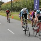 Canterbury University student Ollie Jones (Ridge Homes - third from right) finished fourth in...