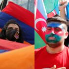 The declaration has followed six weeks of heavy fighting and advancement by the Azerbaijan's...