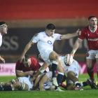 England did just about enough to subdue a spirited but limited Wales with a 24-13 victory in...