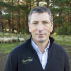 Beef + Lamb New Zealand chief executive Sam McIvor. PHOTO: SUPPLIED
