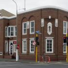 The Dunedin Central Fire Station was built in 1930, and occupied in 1931. PHOTO: GERARD O'BRIEN