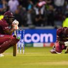 The West Indies cricketers arrived in New Zealand at the end of last month. Photo: Getty Images