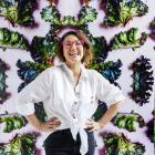Australian cook, food writer and broadcaster Alice Zaslavsky PHOTOS: BEN DEARNLEY