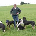 Martha Broughton was able to combine her passion for dogs with her dream job as genetic manager...