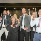 While their horse was in third, it was elation for the owners and families of Melbourne Cup...