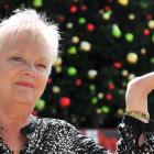 Marilyn Anderson has often led Dunedin's ceremony for lighting up the Christmas tree in the...