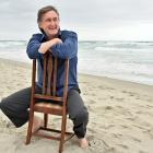 Matt Wilson is enjoying the challenge of performing one-man show The End of the Golden Weather....