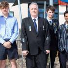 A Christchurch school mourns teacher Jarrod O'Sullivan. Photo: Supplied