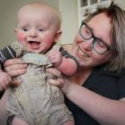 Invercargill mother Emma Whale is to have the story of how she gave birth to her son Toby (6...