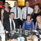 The team at Night 'n Day won the excellence in retail award, as well as the award for essential...
