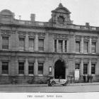 Oamaru Town Hall. — Otago Witness, 16.11.1920. ...