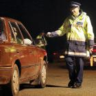 Selwyn police are concentrating on drink drivers and will be out and about more at night. Photo:...