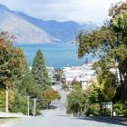 Queenstown's streets have remained emptier since lockdown and the impact of closed borders. PHOTO...