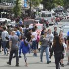 A public survey two years ago showed nearly 90% of city residents thought an earthquake was a...