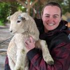 AgResearch scientist Dr Kathryn McRae, of Invermay, has several major genetic studies to her...