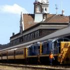 Dunedin Railways is wholly owned by Dunedin City Council. Photo: ODT