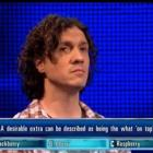 The Chase: Darragh Ennis appears on show in 2017. Photo: ITV
