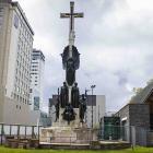 The Citizens' War Memorial. Photo: Newsline / CCC