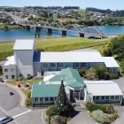 The Balclutha War Memorial Hall is earmarked for demolition from the end of January. PHOTO:...